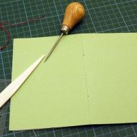 japanese stab binding...
